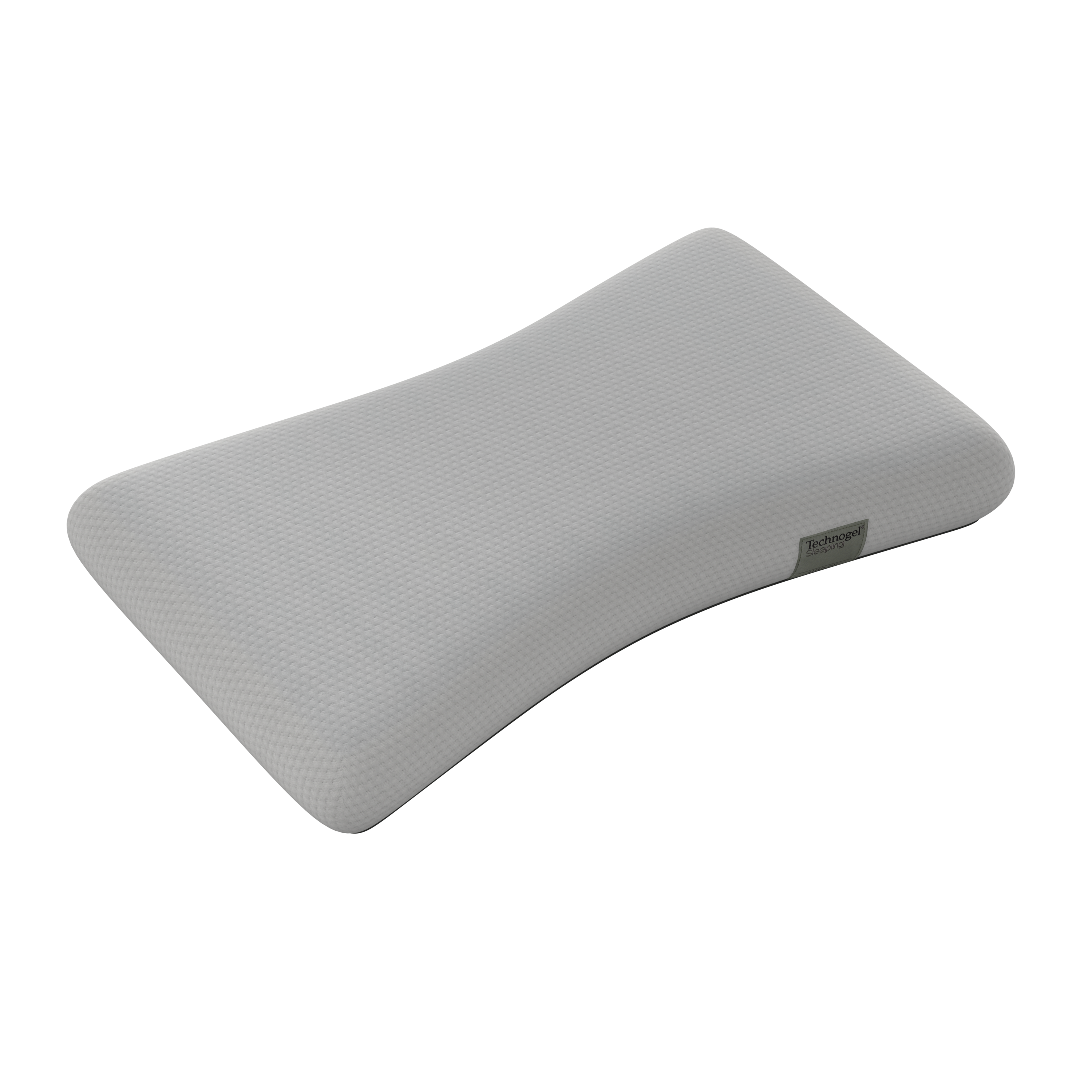 Technogel Side Pillow   Specially Designed To Provide Cooling Support For  Side Sleeping